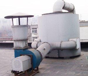 环境工程,酸废气治理系统,酸废气净化工程