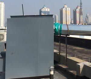 有机废气净化器减少装修污染对人体的伤害