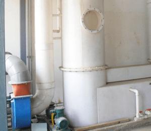我公司生产废气净化塔实用灵活(酸废气净化器,有机废气净化器)