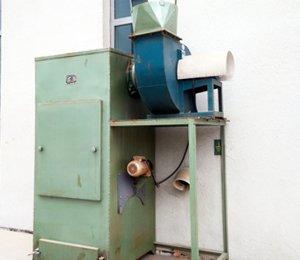 除尘设备在破碎机生产中应用经验