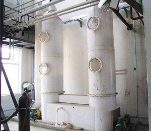 通风柜有机废气处理设备,通风柜酸废气处理塔