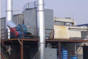 天津喷漆烤漆废气治理设备