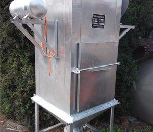 实验室除尘器厂家,通风柜布袋除尘器厂家