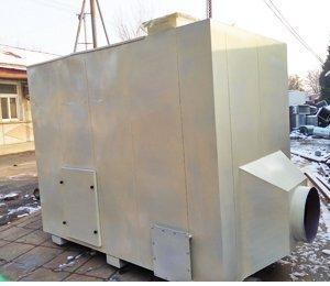 北京VOC有机废气治理设备厂家,VOC有机废气净化设备厂家