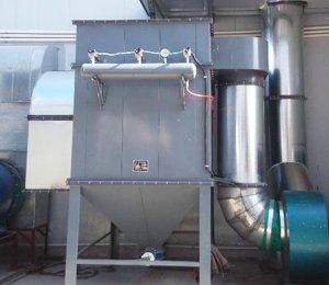 天津焊烟净器,天津滤筒除尘器