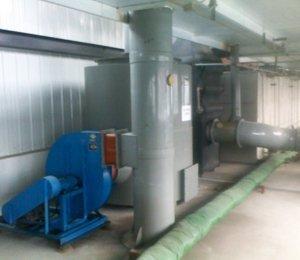 天津大港大加化工有限公司,乙酸苄酯有机废气净化工程,有机废气处理设备