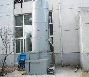 PP酸雾净化塔,PVC酸雾吸收器,酸雾净化设备