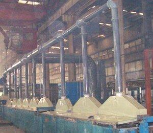 中国巨力集团-索具股份有限公司,酸废气排风净化工程,酸废气净化器