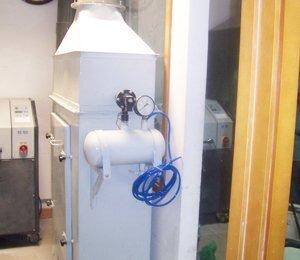 凯诺斯(中国)铝酸盐技术有限公司,实验室脉冲滤筒除尘工程,天津除尘器