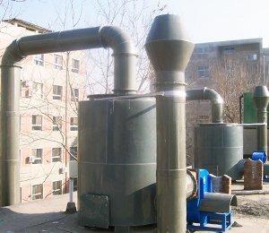 华北石油勘察设计研究院,实验室SDG吸附剂酸废气处理工程,实验室废气处理设备