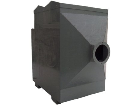 WL-4型新型活性炭纤维有机废气净化器(体外再生型)