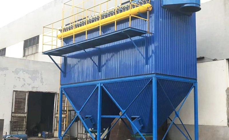 脉冲袋式除尘器,工厂除尘设备厂家,车间除尘器厂家