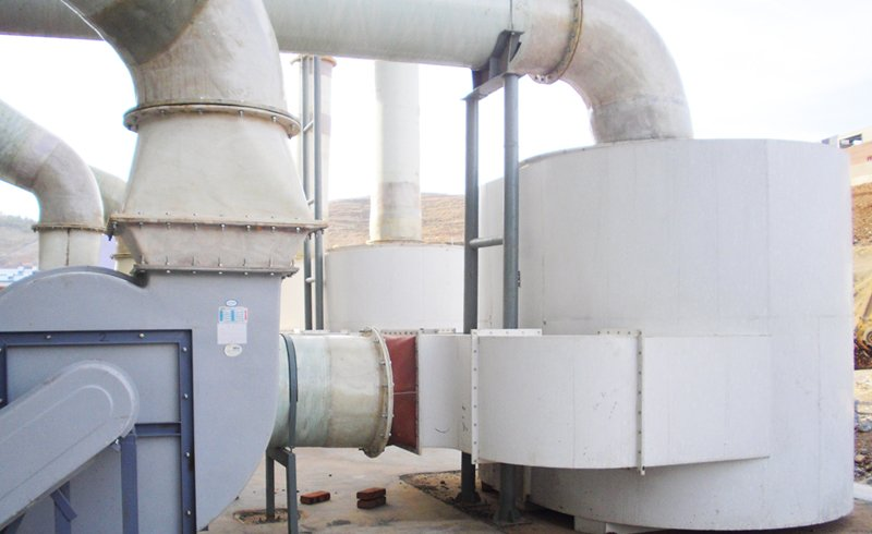 SDG吸附剂酸废气净化塔厂家,SDG吸附剂酸废气净化塔工程