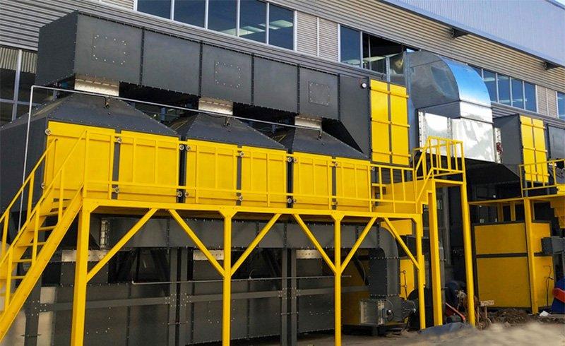 工厂VOC环保设备,车间VOC治理环保设备厂家