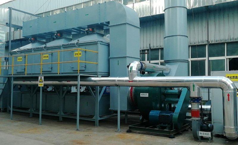喷漆烤漆废气环保设备厂家,印刷油墨废气环保设备工程